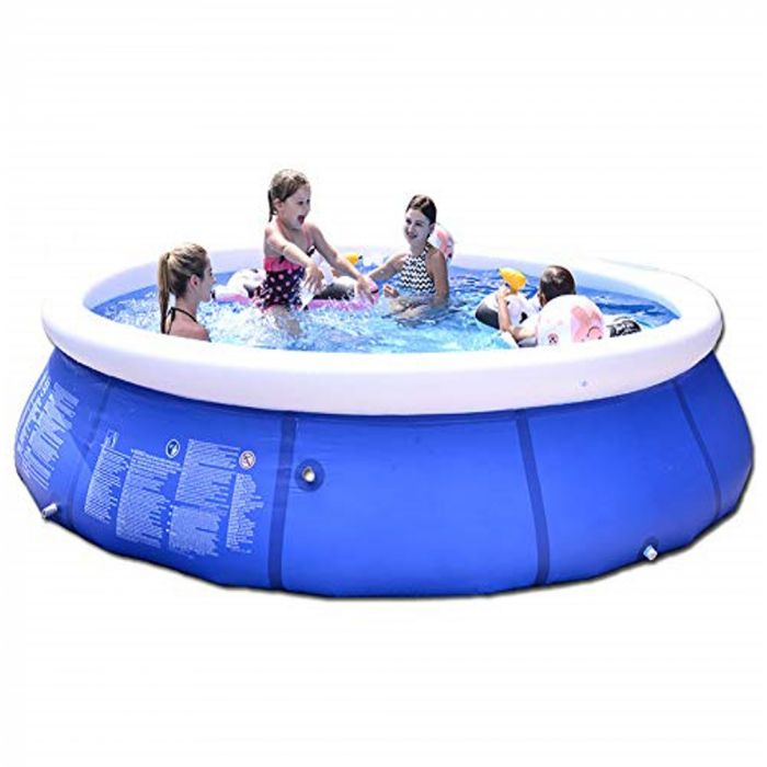 """Top Ring Blow Up 8' X 30"""" Pool"""