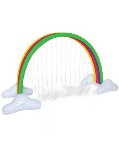 Splash Buddies Rainbow Arch Sprinkler with glitter