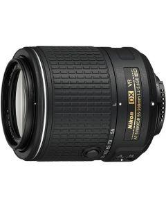 Lente VR II DX NIKKOR 55-200mm f/4-5.6G ED de Nikon 55200VRII