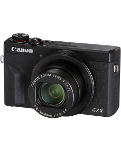 Canon PowerShot G7 X Mark III Digital Camera - Black