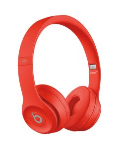 Beats by Dr. Dre Solo3 Wireless On-Ear Headphones - Red