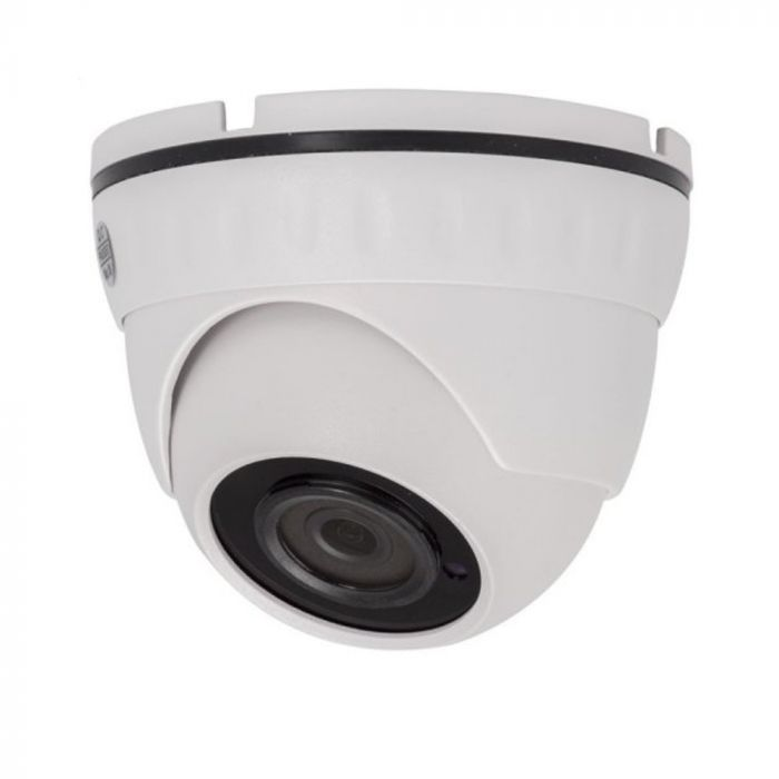 Metra SPYMNDMWIP5 Mini Dome Camera POE IP 5MP - White