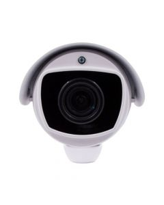 Metra SPYPTZBWIP5 Pan/Tilt/Zoom Bullet Camera White 5X Zoom POE IP 5MP - White