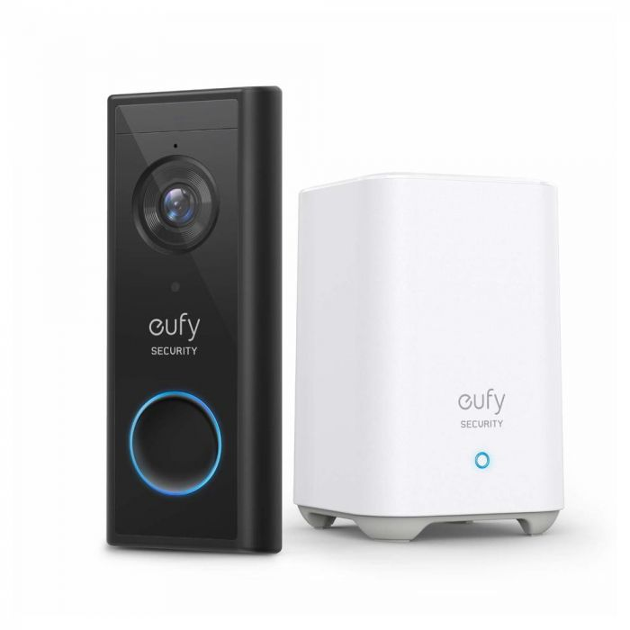 Eufy Smart Wi-Fi Video Doorbell