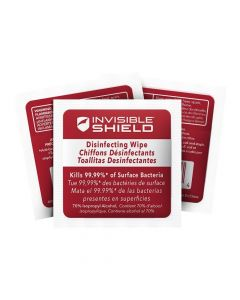 InvisibleShield Disinfecting Wipes - 25 Pack
