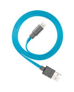 Ventev 6ft Apple Lightning Charging Cable - Blue