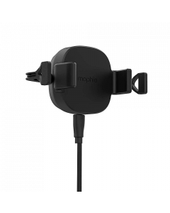 Mophie Charge Stream Vent Mount for Apple/Samsung Smartphones - Black