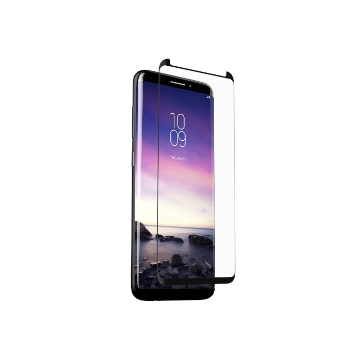 Zagg InvisibleShield Glass Curve Elite for Samsung Galaxy S9 - Clear