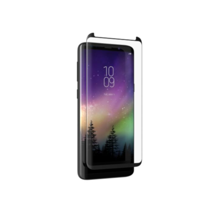 Zagg InvisibleShield Glass Curve Elite for Samsung Galaxy S9+ - Clear
