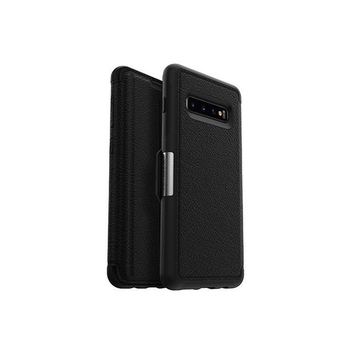 OtterBox Samsung Galaxy S10+ Strada Series Case - Black