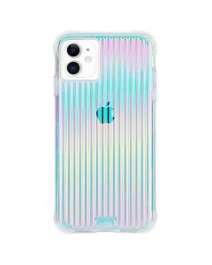 Case-Mate Touch Groove Case iPhone 11 - Iridescent