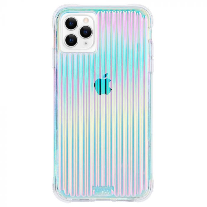 Case-Mate Protective Hard Shell Case for iPhone 11 Pro Max - Iridescent