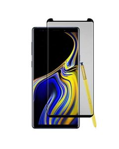 Gadget Guard Samsung Galaxy Note 9 Black Ice Cornice Curved Glass Screen Protector - Clear