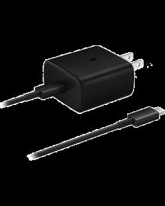 Samsung 45W USB-C Super Fast Charging - Black