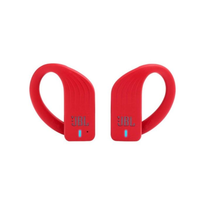JBL Endurance Peak True Wireless In-Ear Headphones - Red