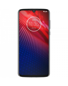 Motorola Moto Z4 with 128GB Memory Cell Phone Unlocked - Flash Gray