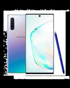 Samsung Galaxy Note 10 / 256GB Duos Unlocked - Aura Glow