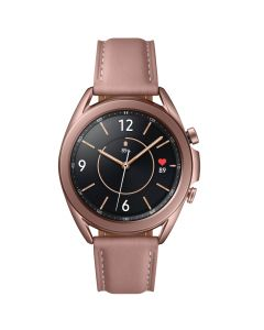 Samsung Galaxy Watch3 Smartwatch 41mm Stainless Steel BT - Mystic Bronze