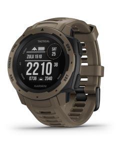 Garmin Tactical Instinct Outdoor GPS Watch - Green