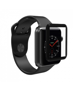 Zagg InvisibleShield Glass Curve Elite Screen Protector for Apple Watch Series 40mm - Clear