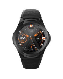 Ticwatch Men's Pro Silicone Wear OS by Google Smartwatch - Black