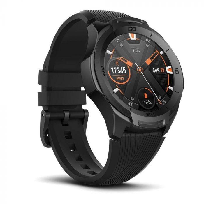 Ticwatch S2 Smartwatch Midnight