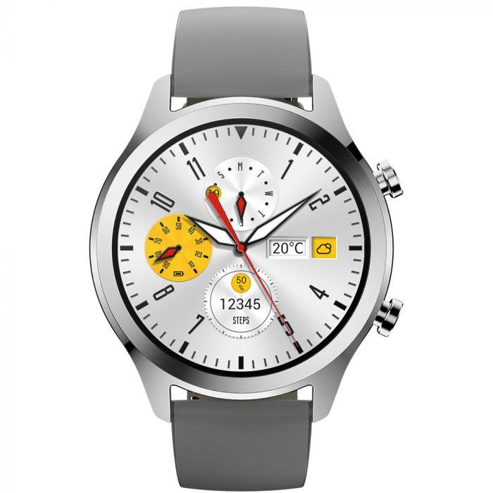 TicWatch C2 Smartwatch GPS Waterproof - Platinum