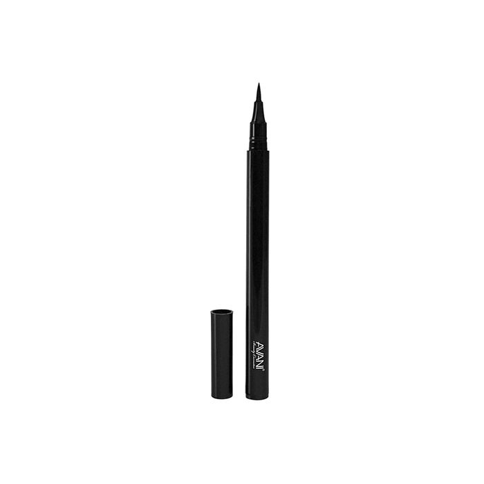 Avani Dead Sea Cosmetics Liquid Eye Pen - Black