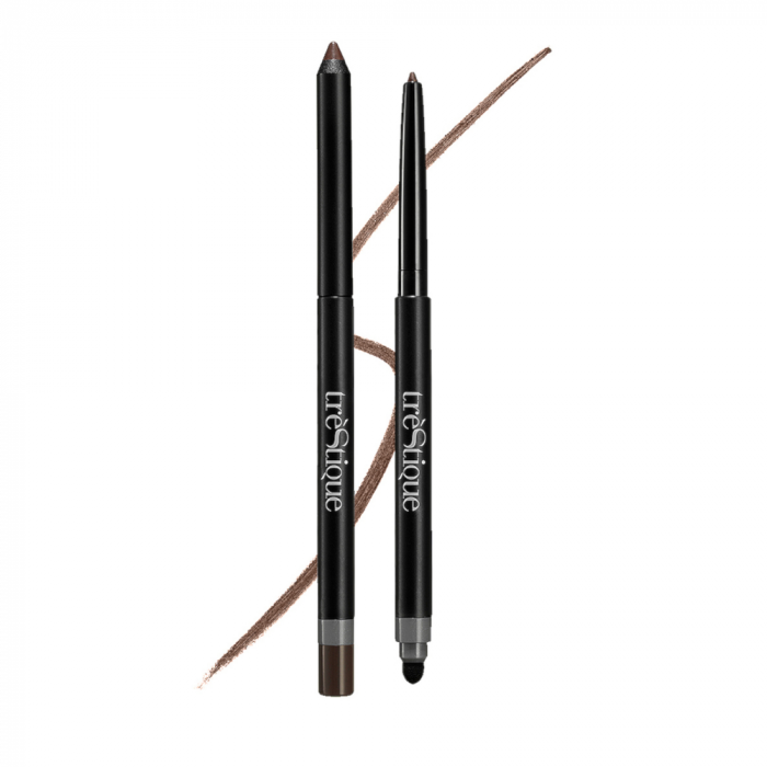 trèStiQue Line Sharpen & Smudge Eye Pencil - Chocolate