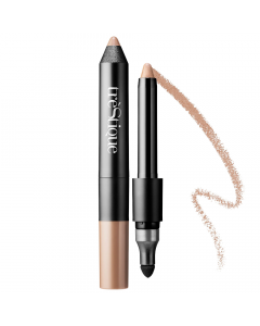 Trestique Eyeshadow Crayon and Smudger - Venetian Gold