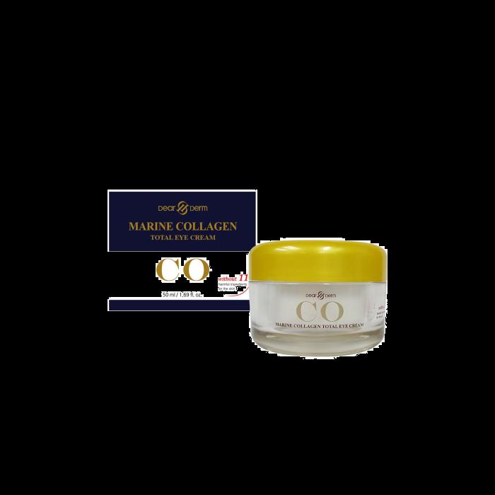 Dearderm 50ml Marine Collagen Total Eye Cream