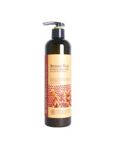 Hyssop Organic Brown Rice & Honey Body Lotion 18.3fl.oz / 520ml