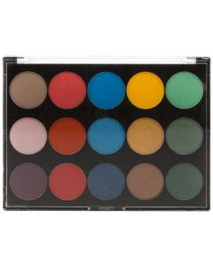 15 Indivisual Eye Shadow Pallet