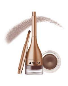 Aniise Eyebrow Gel - Mahogany