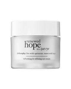 Philosophy Renewed Hope in A Jar Eye Cream Refreshing and Refining Moisturizer