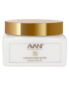 Avani 325 ml Dead Sea Ultra Rich Body Butter - Honey