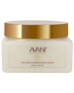 Avani 450g Dead Sea Natural Mineral Body Scrub - Ocean