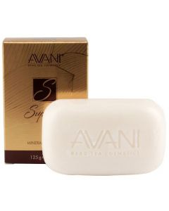 Avani Dead Sea Mineral Salt Soap