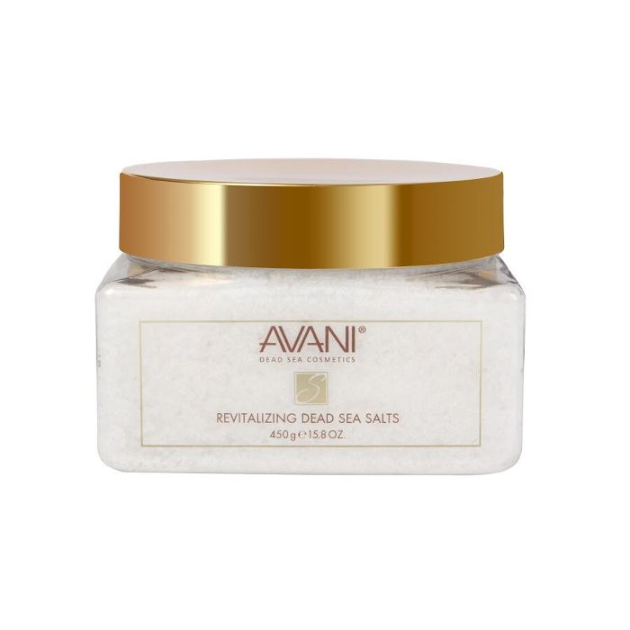 Avani 450g Dead Sea Revitalizing Dead Sea Salts
