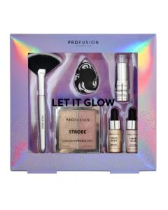 Profusion Let It Glow Gift Set