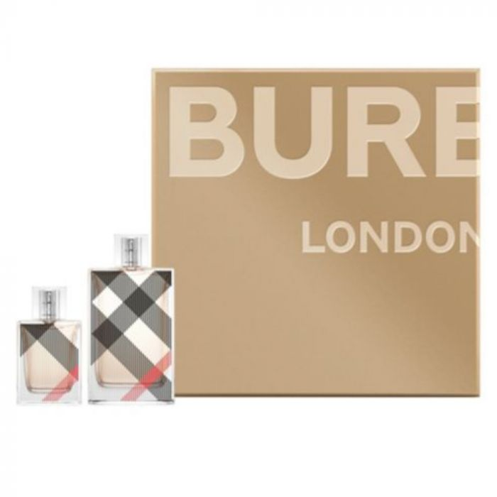 Burberry Brit For Her 2 Piece Gift Set