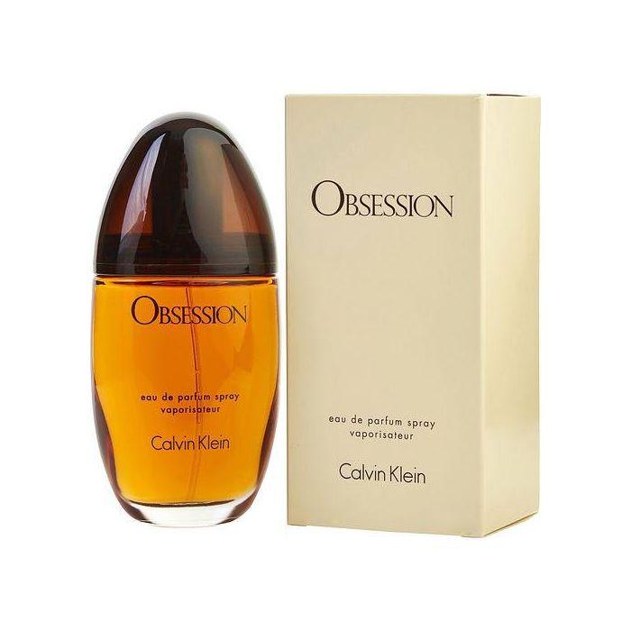 Calvin Klein Obsession Eau De Parfum Spray Women's 1.7 oz