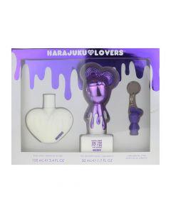 Harajuku Lovers Music 3 Piece Gift Set