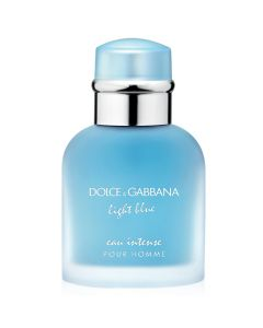 Dolce & Gabanna Light Blue Eu Intense Pour Homme Eau de Parfum Spray 1.7 oz