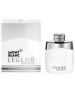 Mont Blanc Legend Spirit Eau De Toilette Spray 3.3 oz