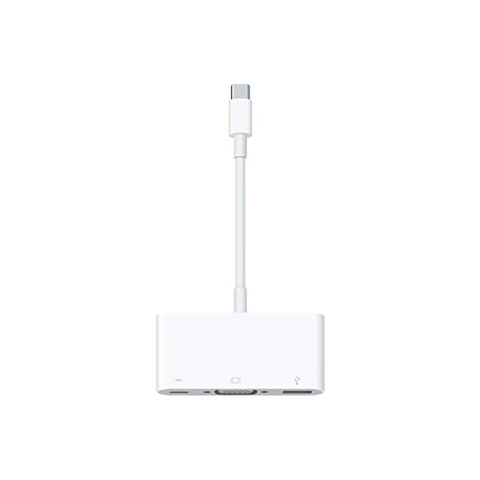 Apple USB- C  and VGA Multiport Adapter