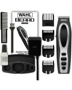 Wahl Rechargeable Beard Trimmer - Black