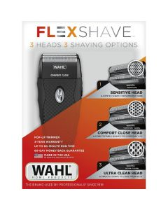 Wahl FlexShave Custom Shaver - Cord/Cordless