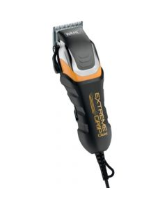 Wahl 79465 Extreme Grip Pro Hair Clipper- Black/ Yellow