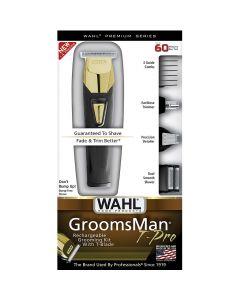 Wahl 9860/1101 Groomsman T-Pro Rechargeable Grooming Kit